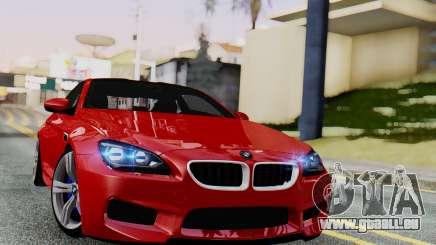 BMW M6 2013 v1.0 für GTA San Andreas
