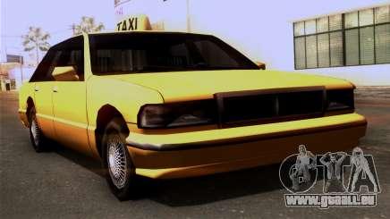 Taxi Kuruma 0.9 für GTA San Andreas