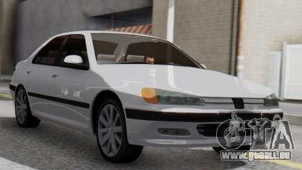 Peugeot 406 sedan pour GTA San Andreas