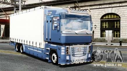 Renault Magnum für GTA 4