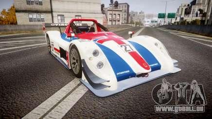 Radical SR8 RX 2011 [27] pour GTA 4