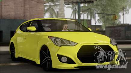 Hyundai Veloster 2012 pour GTA San Andreas