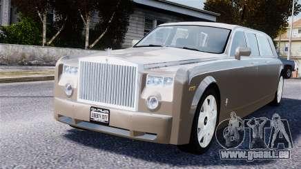 Rolls-Royce Phantom LWB pour GTA 4
