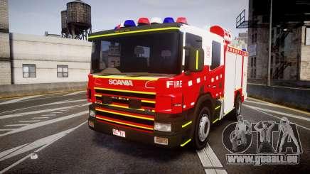 Scania 94D 260 Victorian CFA [ELS] pour GTA 4