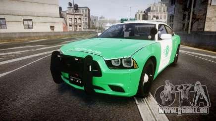 Dodge Charger Carabineros de Chile [ELS] pour GTA 4