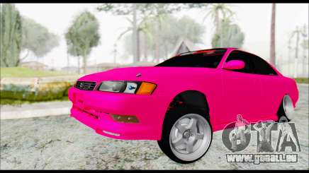 Toyota Mark 2 90 Stock3 pour GTA San Andreas