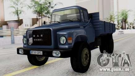DAC 6135 Facelift für GTA San Andreas