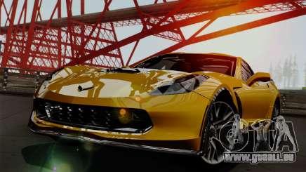 Chevrolet Corvette Z06 1.0.1 für GTA San Andreas
