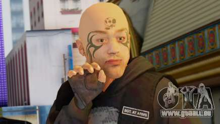 [GTA5] The Lost Skin4 pour GTA San Andreas