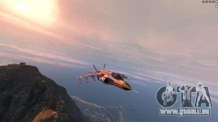 Färbung USA für Hydra für GTA 5