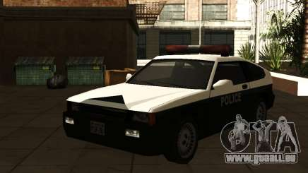 Japanese Police Car Blista pour GTA San Andreas