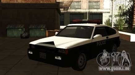 Japanese Police Car Blista für GTA San Andreas