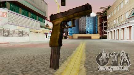 Glock 17 SA Style pour GTA San Andreas