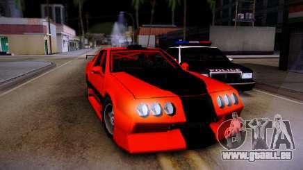 Buffalo GTR für GTA San Andreas