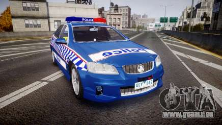 Holden VE Commodore SS Highway Patrol [ELS] v2.0 für GTA 4