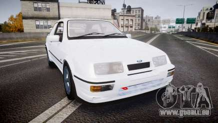 Ford Sierra RS500 Cosworth pour GTA 4
