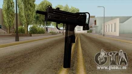 Original HD Micro SMG pour GTA San Andreas