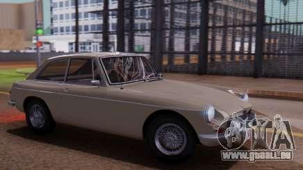 MGB GT (ADO23) 1965 FIV АПП pour GTA San Andreas