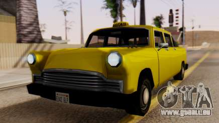 Cabbie New Edition für GTA San Andreas