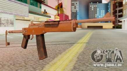 Ruger für GTA San Andreas