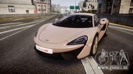 McLaren 570S 2015 rims1 pour GTA 4