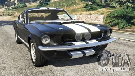 Ford Mustang GT500 1967 pour GTA 5