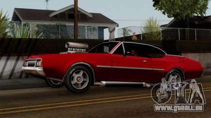 Muscle-Clover Beta v2 für GTA San Andreas