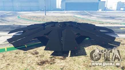 Stealth UFO [Beta] pour GTA 5