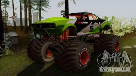 GTA 5 Vapid Big Foot pour GTA San Andreas