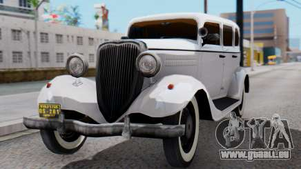 Smith V8 from Mafia 2 pour GTA San Andreas