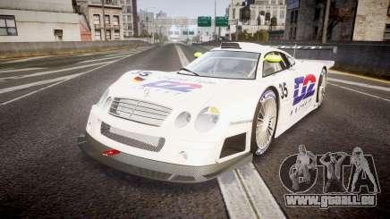 Mercedes-Benz CLK LM 1998 für GTA 4