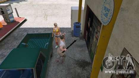 GTA 5 Der Stern des morgens aus Dem Letzten Überrest vierten Screenshot