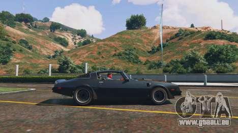 Pontiac Trans Am 1977 für GTA 5