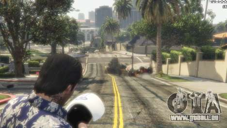 GTA 5 Lazer Team Cannon achten Screenshot