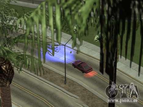 Xenon 2.0 pour GTA San Andreas troisième écran