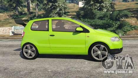 GTA 5 Volkswagen Fox linke Seitenansicht