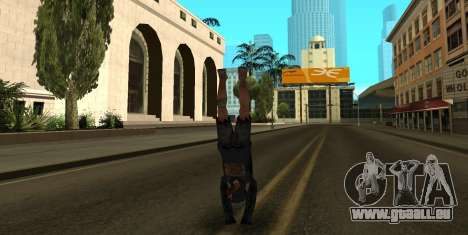 60 Animations v2.0 pour GTA San Andreas