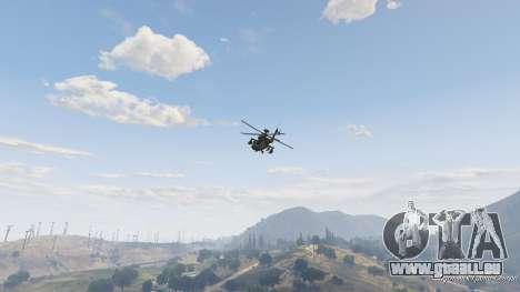 GTA 5 AH-64D Longbow Apache Siebter Screenshot