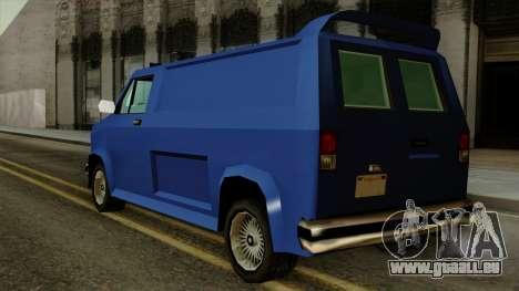 Burrito from Vice City Stories pour GTA San Andreas laissé vue