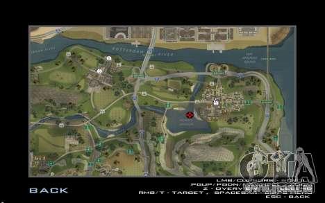 HD-Karte für Diamondrp für GTA San Andreas sechsten Screenshot