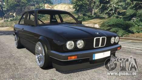 BMW E30 1983 M-Tech 1 [Beta] für GTA 5