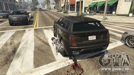 GTA 5 GrabScript V quatrième capture d'écran