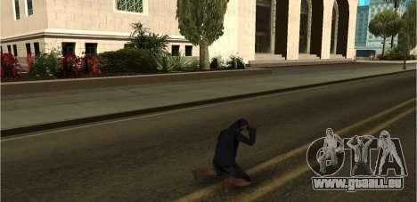 60 Animations v2.0 für GTA San Andreas zweiten Screenshot