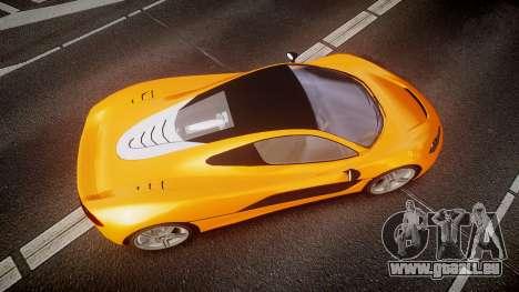 GTA V Progen T20 für GTA 4 rechte Ansicht