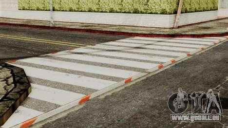 BlackRoads v1 LS Kenblock für GTA San Andreas fünften Screenshot