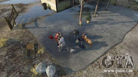 GTA 5 Buster Sword zweite Screenshot