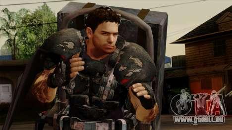 Chris Heavy Metal für GTA San Andreas