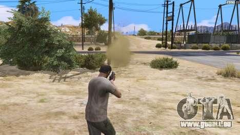 GTA 5 Erhöhte Auswirkungen hat