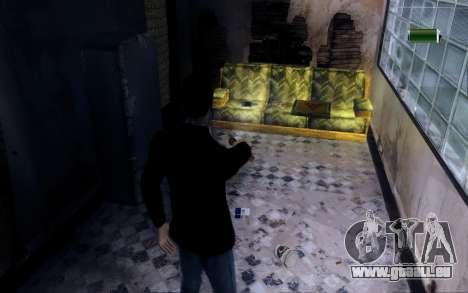 Lampe de poche pour GTA San Andreas deuxième écran