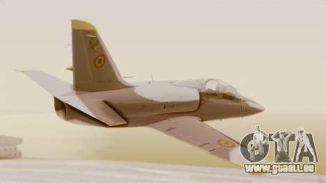 Aero L39 ZA Albatros - Nr. 146 (Romania) pour GTA San Andreas laissé vue